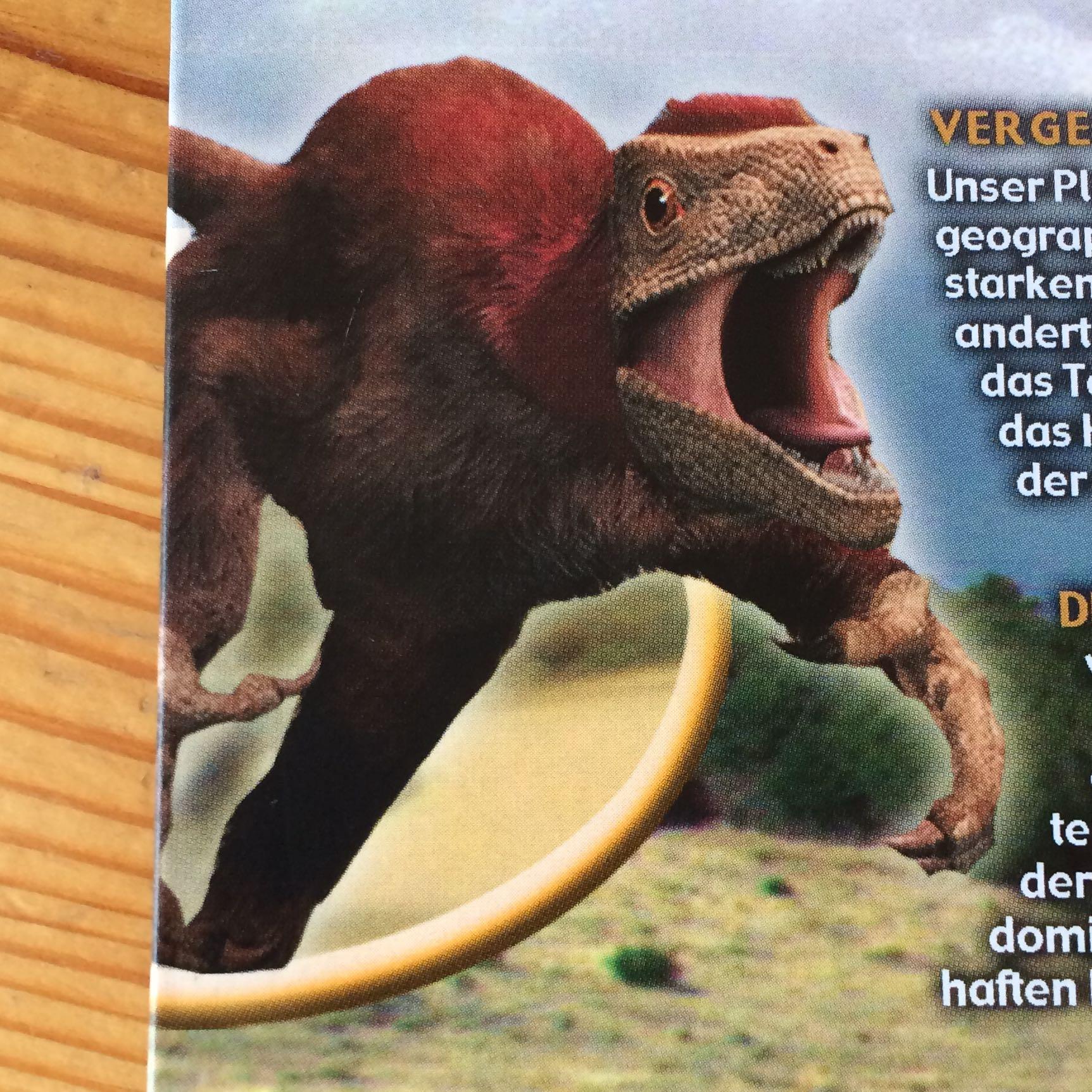 Dinosaurier Doku