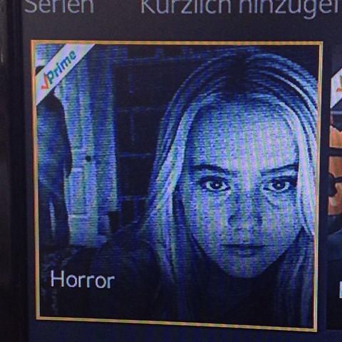 Horrorfilm  - (Film, Horror)