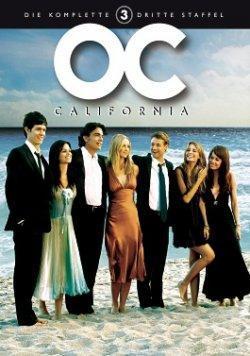 Cover der 3. Staffel. - (Musik, OC California)