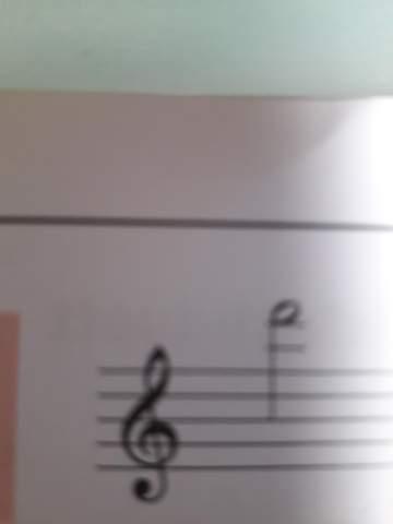 Wie heißt der Ton?