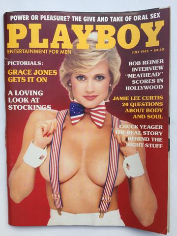 Playboy heißt 65+ Sexy