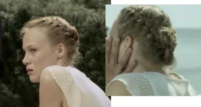 Wie Heißt Die Frisur Und Wie Kann Man Sie Selbst Machen Bild