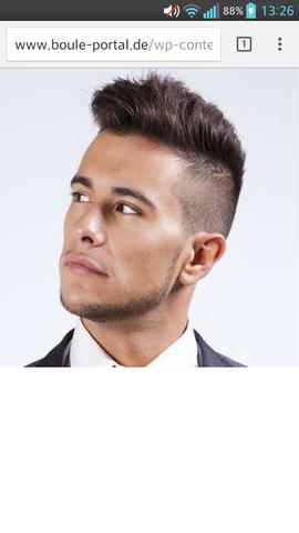 Haarschnitt 6 mm
