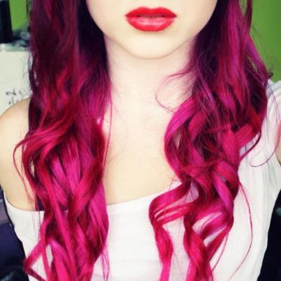 Haarfarbe - (Haare färben, Frisör, Welche Haarfarbe)