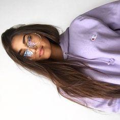 lila Pullover - (Klamotten, Fashion, Pullover)