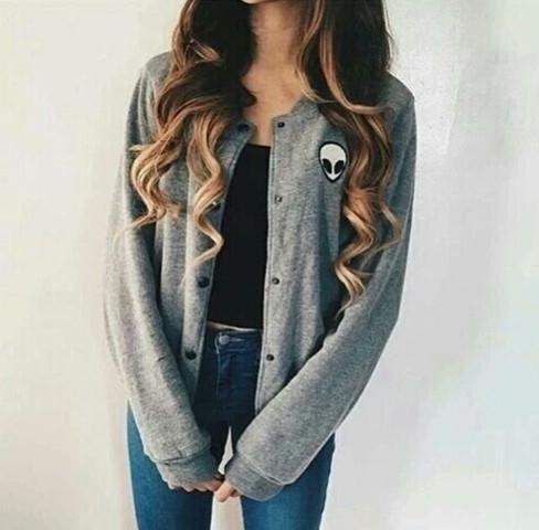 das ist die jacke  - (Mode, Kleidung, Klamotten)