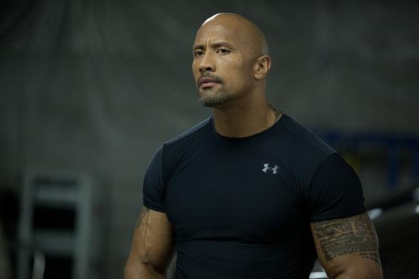 Dwayne The Rock Johnson - (Film, Marke)
