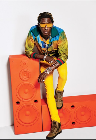Young Thug - (Mode, Brille, Fashion)