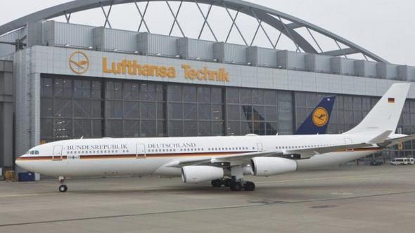 Wie heißt die Schriftart der dt. Lufthansa?