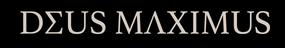 Hier das gemeinte Logo - (Schriftart, kollegah, Deus Maximus)