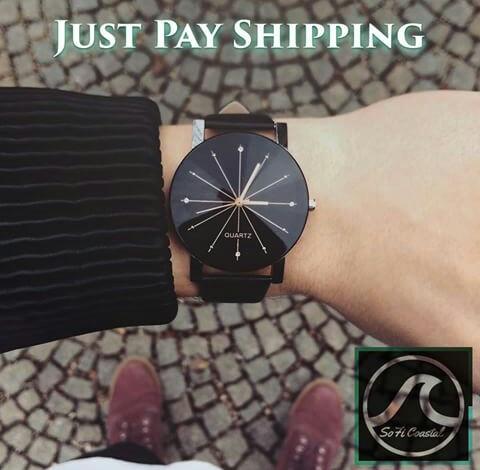 - (Uhr, Armbanduhr, Accessoires)