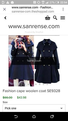 Bild 1 - (Kleidung, Fashion, Mantel)