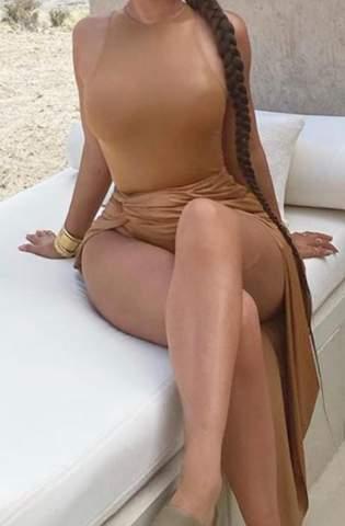 Wie heißt diese Art von Kleid?