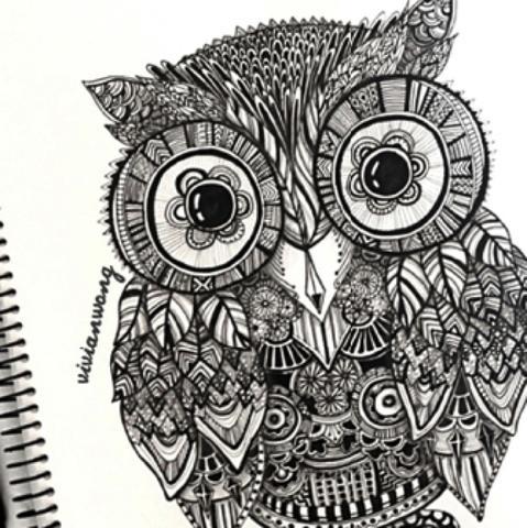 Wie Heisst Diese Art Zu Zeichnen Kunst Malen Muster