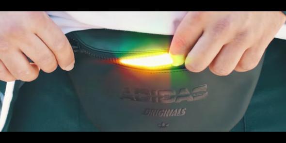 Bauchtaschen zum Laufen Adidas