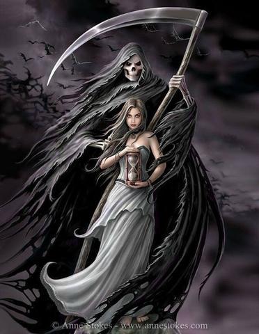 Die Figur mit einem Mädchen - (Name, Figur, schwarz)