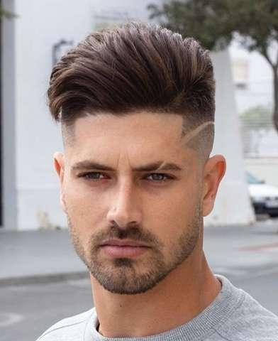 Wie heißt diese Frisur/ Haarschnitt Herren? (Haare, Männer ...