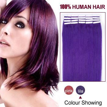 lila hair - (Haare, Beauty, Frisur)