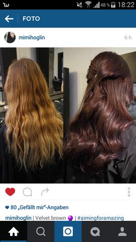 Wie heißt diese haarfarbe? Weiß jemand wo ich im Drogerie markt diese haarfarbe kaufen kann?