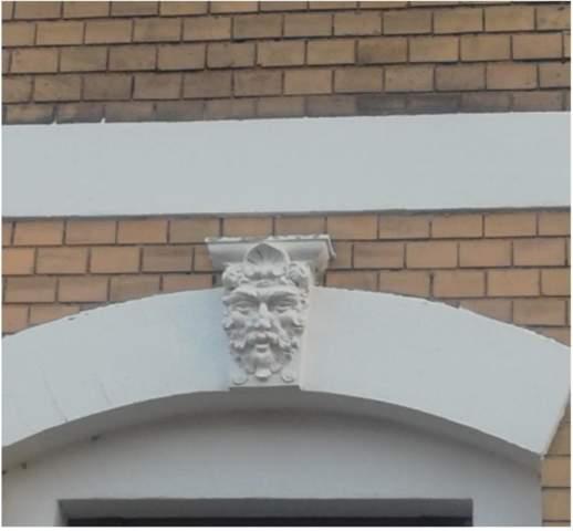 Wie heißt diese künstlerische Skulptur?