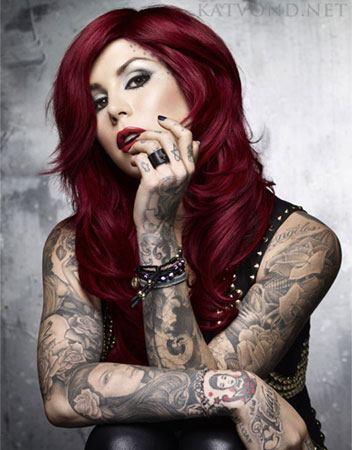 wie heißt se rot violette haarfarbe haare farbe