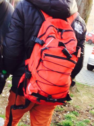 FOto zum Rucksack - (Mode, Marke, Rucksack)