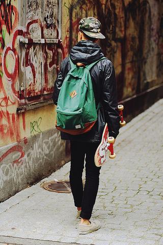 Rucksack - (Kleidung, Hipster)