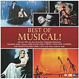 das Album Best of Musical - (Musik, Musical, Sängerin)
