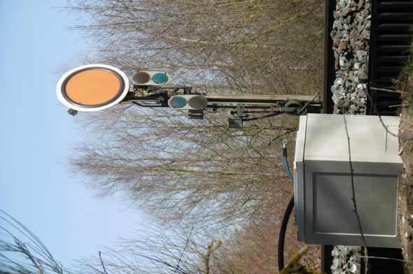 Wie heißt diese Signalart und auf welcher Stelllung befindet es sich?