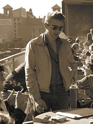 James dean Sonnenbrille - (Kunst, Schauspieler, Fashion)