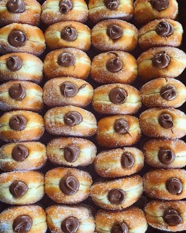 Wie heißt diese Süßspeise in eurem Bundesland (oder Land)?