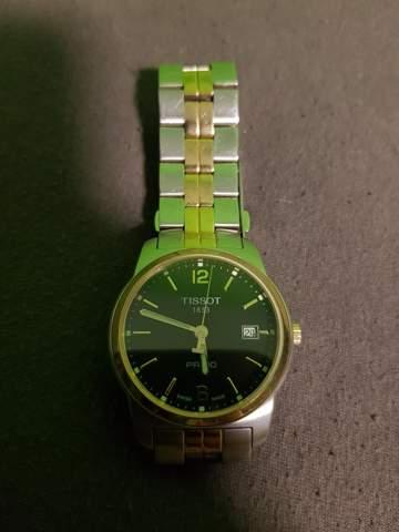 Wie heisst diese Uhr von Tissot?