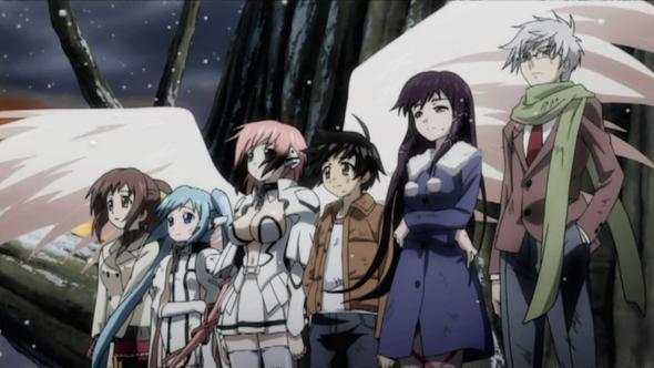 Welche Serie? - (Anime, Manga, Japan)