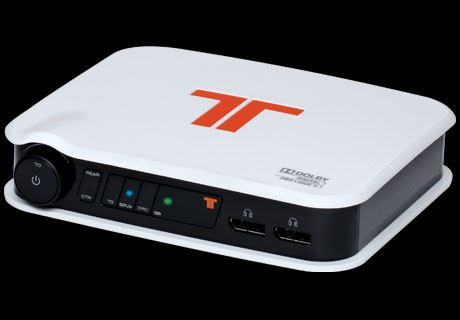 seitlich - (Computer, HDMI, HiFi)