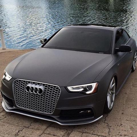 Wie heißt der Audi? - (Auto, Audi)