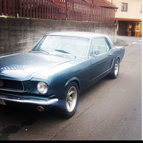 Wie heißt dieser Mustang (modell)?