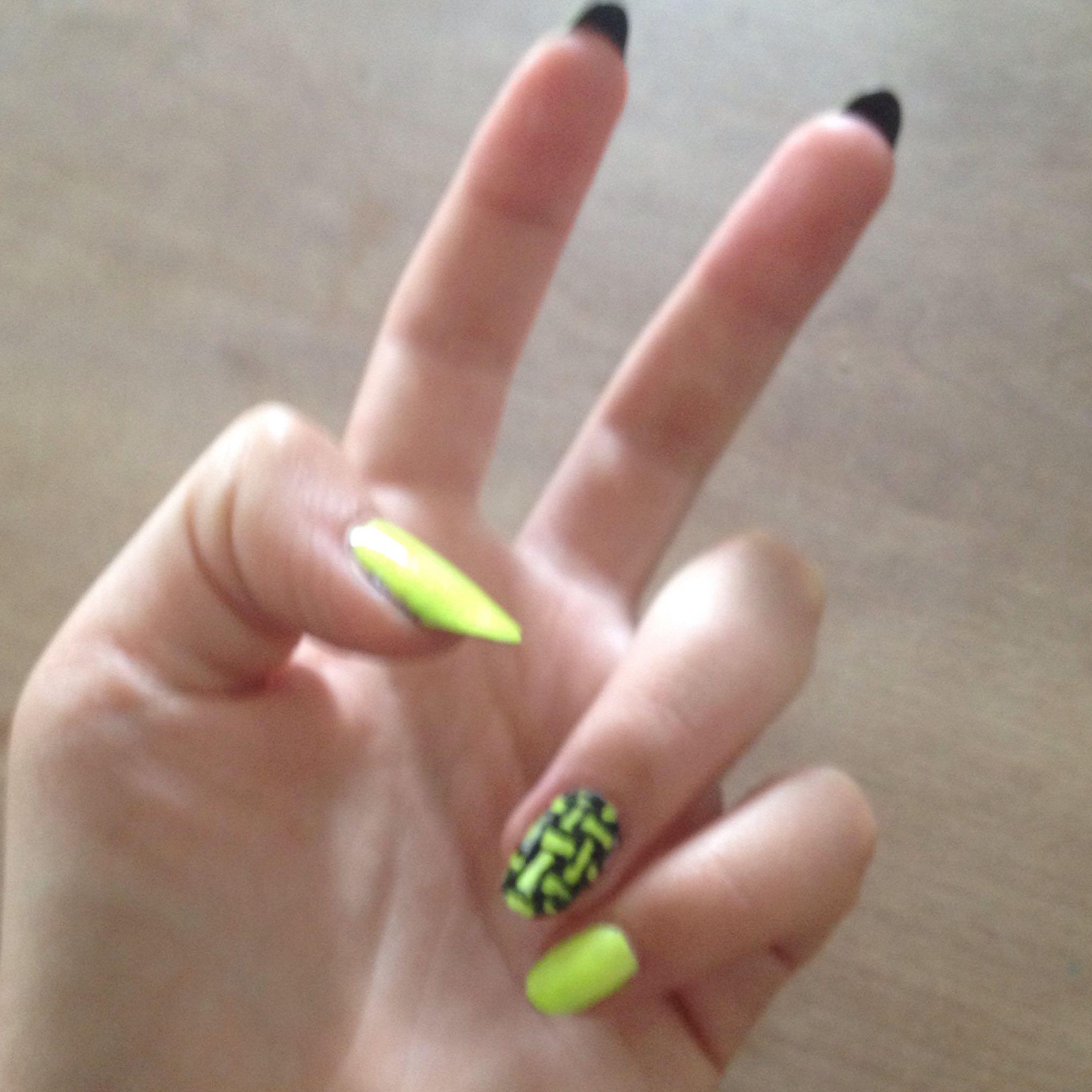 Wie Heisst Dieser Nagel-look? (Nu00e4gel Nagellack Nail Art)