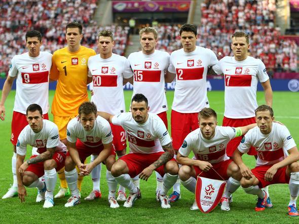 Polens Nationalmannschaft - (Fußball, Polen, Nationalmannschaft)