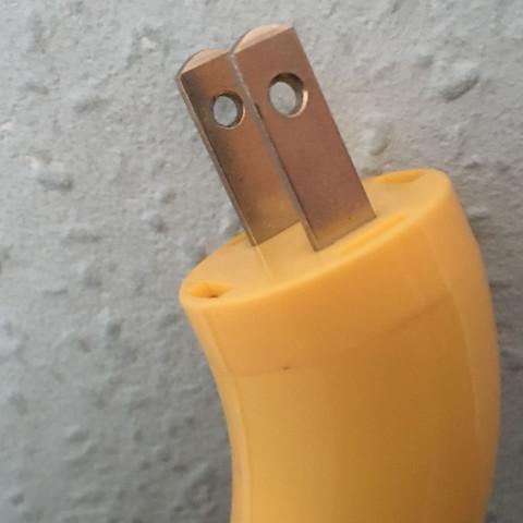 Wie heißt dieser Stecker für die Steckdose?