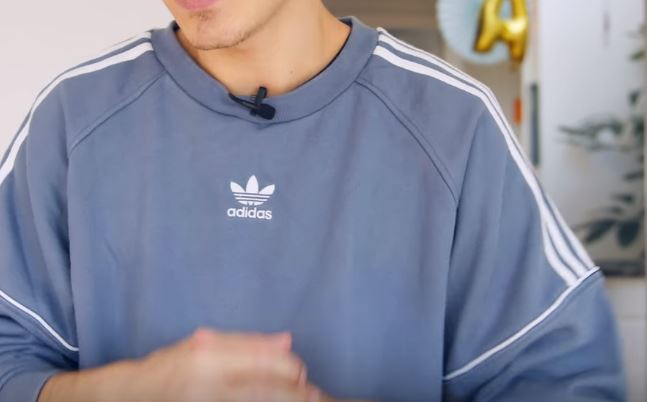 Wie heißt dieser Sweater von Adidas? (Mode, Klamotten, Fashion)