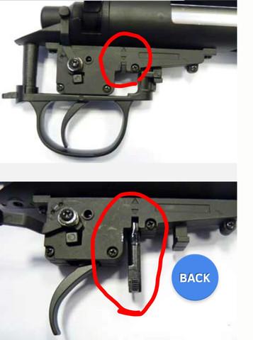 Der Markierte Teil - (kaufen, Waffen, Softair)
