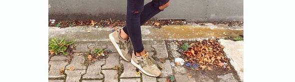 Die Schuhe  - (Schuhe, Asics)