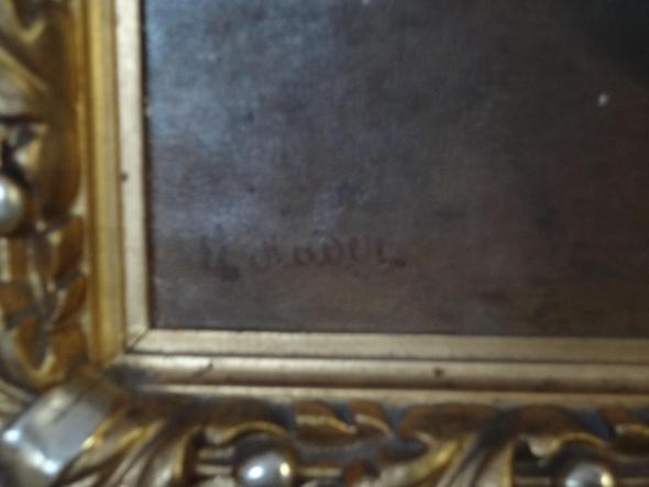Name des Künstlers - (Bilder, Kunst, Künstler)