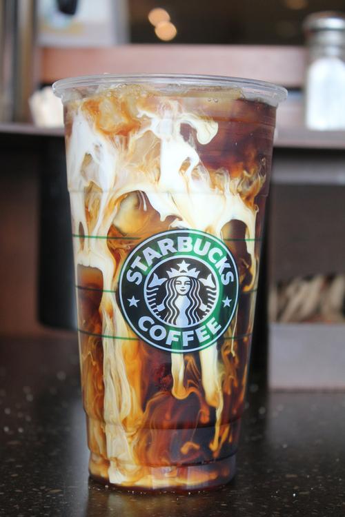 Wie heißt dieses Getränk? (Starbucks) (essen, Getränke)