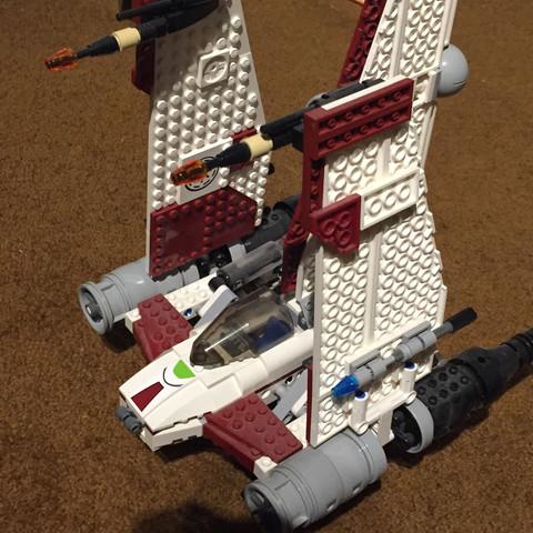 Seite - (Star Wars, Spielzeug, Lego)