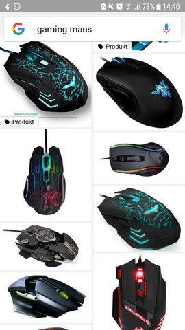 - (Computer, Gaming, Maus)