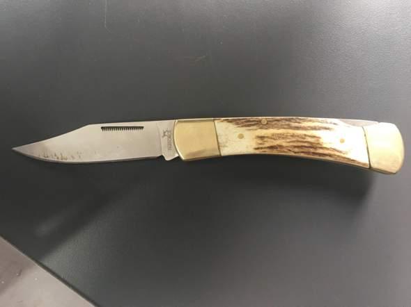 Wie heißt dieses Parforce Messer?