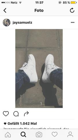 Bild 2 - (Schuhe, Nike)