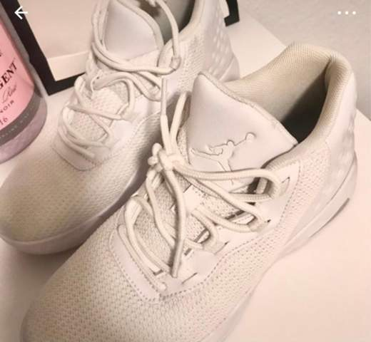 Wie heißt dieses Sneaker-Jordans Modell?