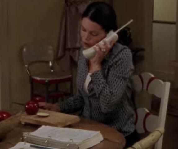 Wie heißt dieses Telefon (aus 2000)?